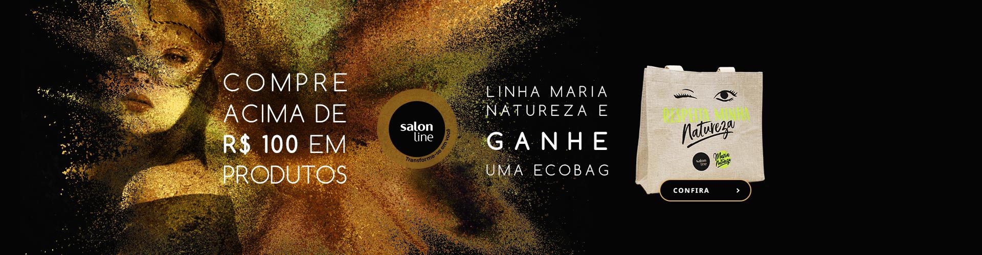 Salon Line  - Maria Natureza