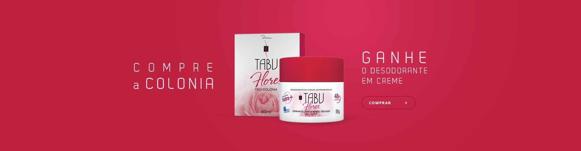Promoção Compre Ganhe Tabu