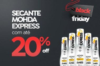 Black Friday Secante Express