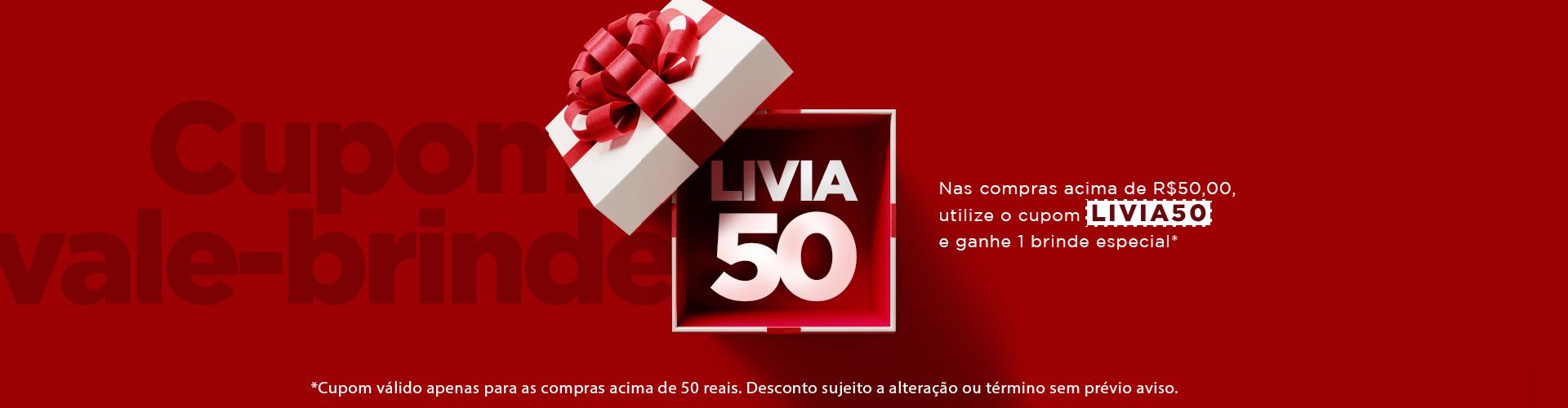 Livia 50 - Brinde