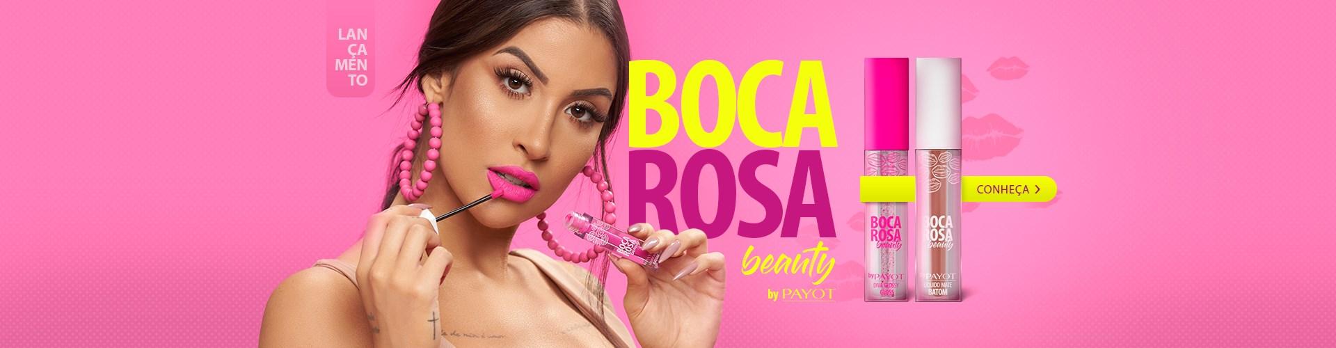 Boca Rosa Batom
