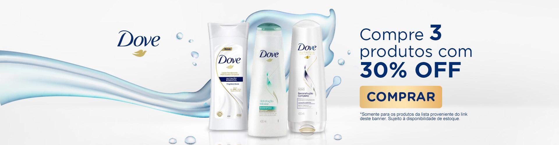 Promoção Dove