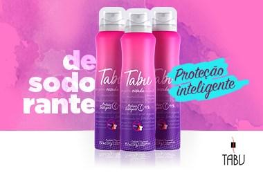 Desodorantes Tabu