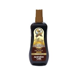 Acelerador Spray Gel  Australian Gold Dark Tanning  237 ml Bronzer
