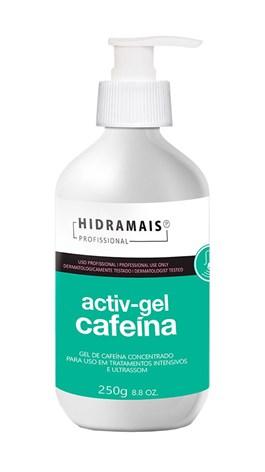 Activ-Gel Hidramais 250 gr Cafeína