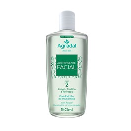 Adstringente Facial Agradal 150 ml Fase 2