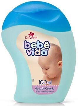 Água de Colonia Davene Bebê Vida 100 ml