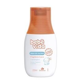 Água de Colônia Davene Bebê Vida 200 ml Suave