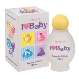 Água de Colônia Fiorucci I Love Baby 100 ml