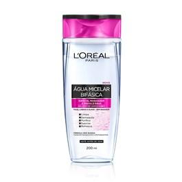 Água Micelar Bifásica L'oréal Paris 200 ml