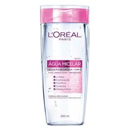 Água Micelar L'oréal Paris 200 ml