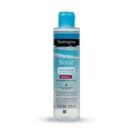 Água Micelar Neutrogena Hydro Boost 200 ml Bifásica