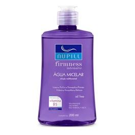 Água Micelar Nupill 200 ml Vitamina B5 Firmness Intensive