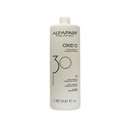Agua Oxigenada Alfaparf 1 Litro 30 Volumes 9%
