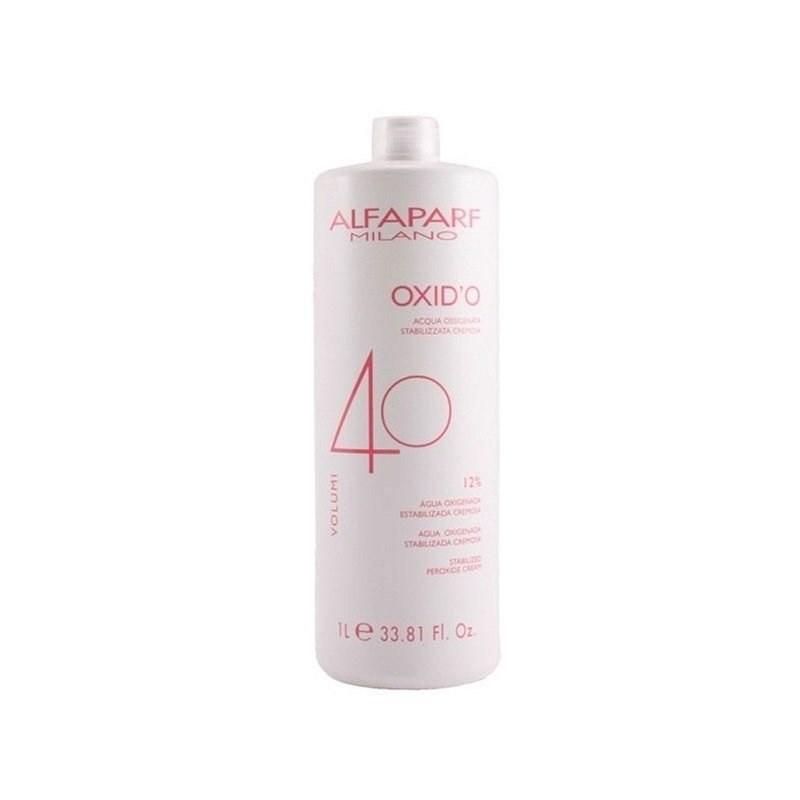Agua Oxigenada Alfaparf 1 Litro 40 Volumes 12%