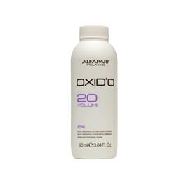Agua Oxigenada Alfaparf 90 ml 20 Volumes 6%