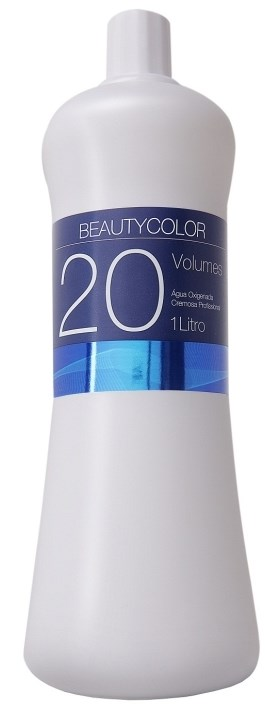 Água Oxigenada Beauty Color 1000 ml 20 Volumes