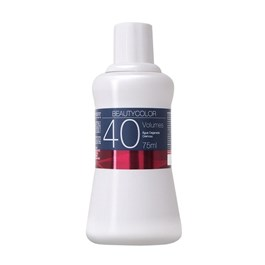 Agua Oxigenada Beauty Color 75 ml 40 Volumes