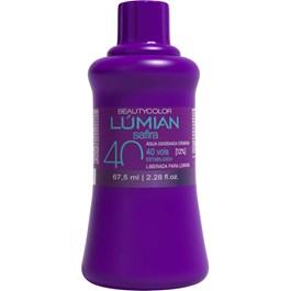 Água Oxigenada Beauty Color Lúmian Safira 40 Volumes 67,5ml