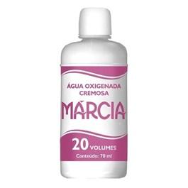 Água Oxigenada Cremosa Márcia 70 ml 20 Volumes