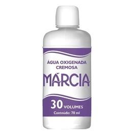 Água Oxigenada Cremosa Márcia 70 ml 30 Volumes