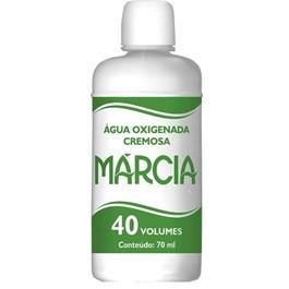 Água Oxigenada Cremosa Márcia 70 ml 40 Volumes