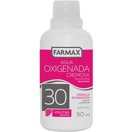 Água Oxigenada Farmax Volume 30 90ml