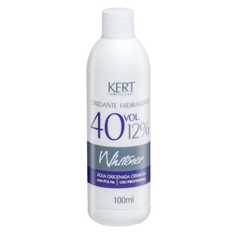 Agua Oxigenada Kert Whitener 100 ml 40 Volumes 12%