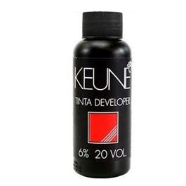 Água Oxigenada Keune 60 ml 20 Volumes 6%