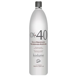Agua Oxigenada Kostume 1000 ml 40 Volumes