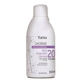 Água Oxigenada Yama Oxicreme 100 ml 20 Volumes