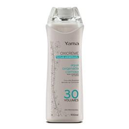 Água Oxigenada Yamá Oxicreme 900 ml 30 volumes