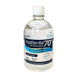 Álcool Gel SeptPro Gel 70° 440 gr