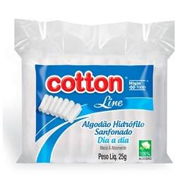 Algodão Cotton Line Dia a Dia 25 gr Sanfonado
