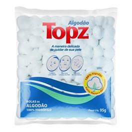 Algodão Topz Bolas 95 gr