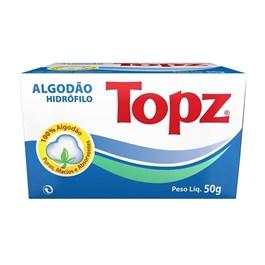 Algodão Topz Hidrófilo 50 gr
