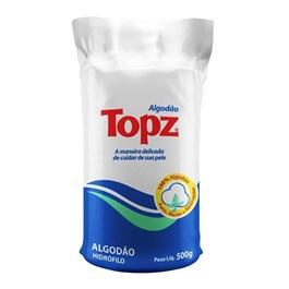 Algodão Topz Hidrófilo 500 gr