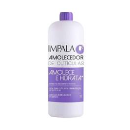 Amolecedor de Cutículas Impala 1000 ml Amolece e Hidrata
