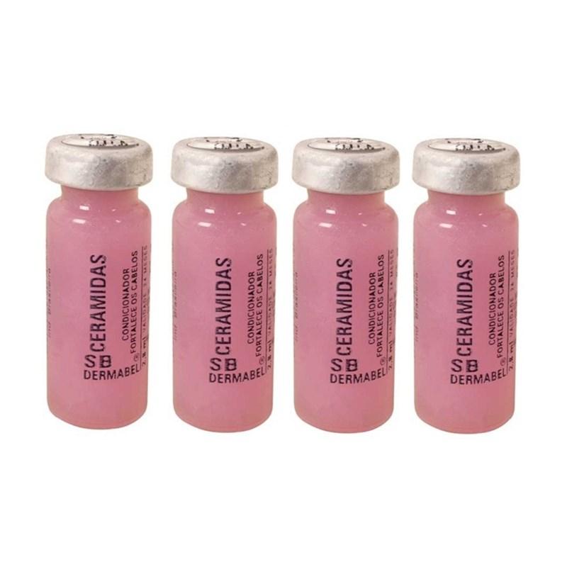 Ampola Dermabel 2,8 ml Ceramidas 4 unidades