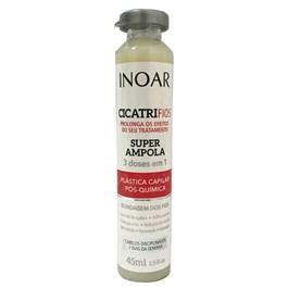 Ampola Inoar Cicatrifios  45 ml Plástica Capilar Pós-Química