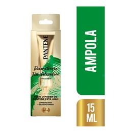 Ampola Pantene 15 ml Reconstrução Revitalizadora