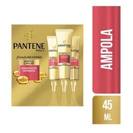 Ampola Pantene Hidra-Vitaminados 15 ml Com 3 Unidades