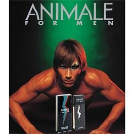 Animale Masculino Eau de Toilette 30 ml