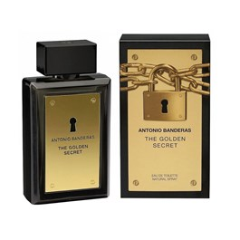 Antônio Banderas The Golden Secret Masculino Eau de Toilette 100 ml