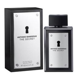 Antônio Banderas The Secret Masculino Eau de Toilette 100 ml