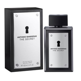 Antônio Banderas The Secret Masculino Eau de Toilette 100 ml