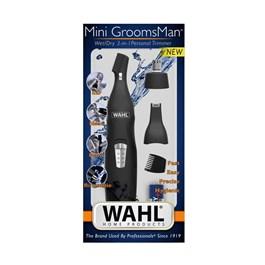 Aparador de Pelos Facil 3 em 1 Wahl Mini GroomsMan