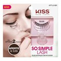 Aplicador de Cílios Postiços Kiss New York So Simple Lash SS 01