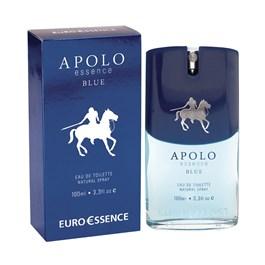 Apolo Blue Euro Essence Masculino Eau de Toilette 100 ml