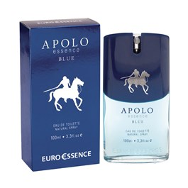 Apolo Blue Euro Essence Masculino Eau de Toilette 100 ml